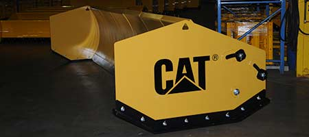 Arctic signs an agreement with Caterpillar to brand and manufacture the Sectional Sno-Plow™. The Sectional Sno-Plow™ is sold worldwide through Caterpillaru0027s ... : sectional snow pushers - Sectionals, Sofas & Couches